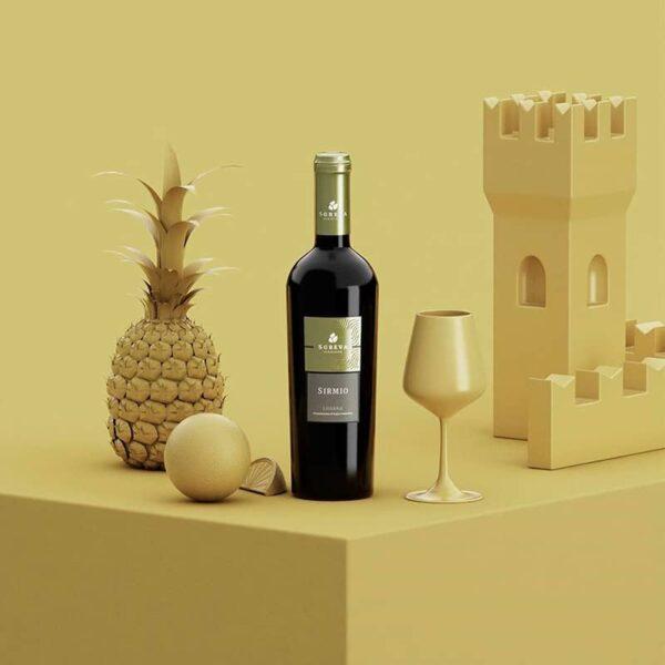 Sirmio, Lugana DOC Sgreva, Vino bianco, vino italiano, vino veneto, vino del garda, azienda agricola sgreva