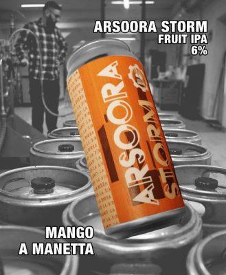 Arsoora Storm Mango IPA
