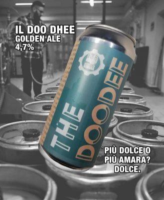 The Doodee Golden Ale